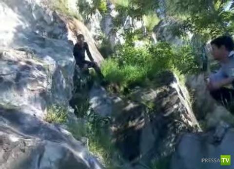 Челябинский парень довыделывался и сорвался со скалы в ...