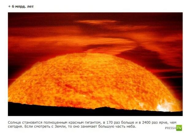 Будущее Земли (14 фото)