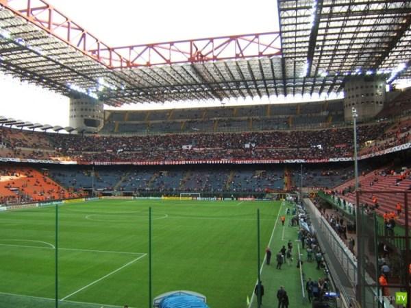 Самые большие стадионы Европы (20 фото)