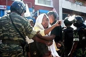 Madagascar : Commémoration troublée.