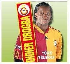 Transfert: Didier Drogba rejoint Galatasaray (off.)