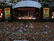 The T in the Park festival is to move from Balado to Strathallan Castle estate