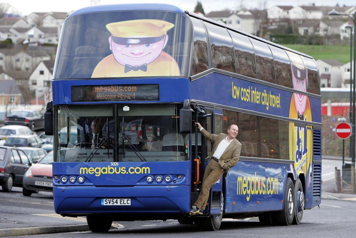 Aberdeen to barcelona for just on the megabus - Bus toulouse barcelona ...