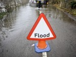 Flooding has led to dangerous driving conditions on the A9