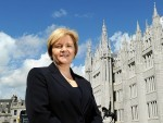 Aberdeen City Council leader Jenny Laing.