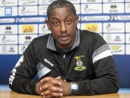 Russell Latapy has been interviewed for the vacant Alloa Athletic job