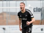Dons striker Adam Rooney scored six goals in Europe for the club this season.