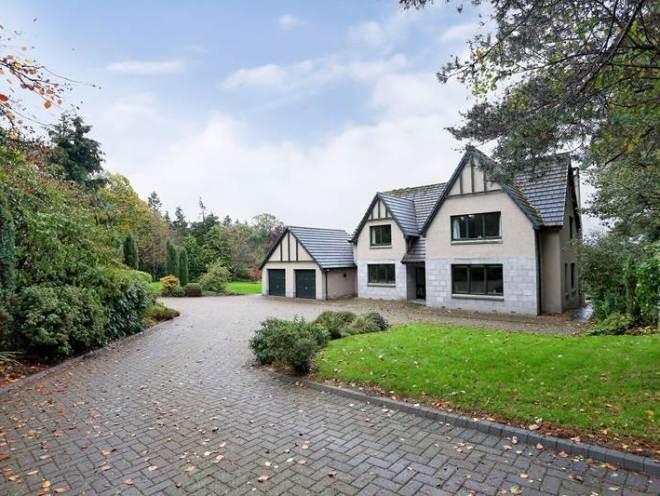 At 1 5million This Is Scotland S Most Expensive Bungalow: Behind The Keyhole: £1.5million Bieldside Home