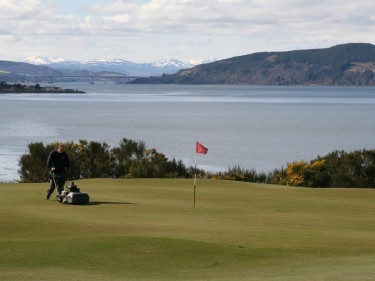 North golf courses like Castle Stuart hope to welcome a host of new players from China.