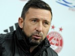 Derek McInnes stuck with the same players last season but is making changes this time
