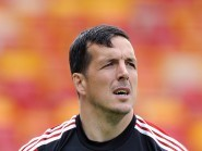Aberdeen goalkeeper Jamie Langfield was back in goal for Friday night's win over Motherwell