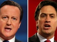 Prime Minister David Cameron and Labour party leader Ed Miliband were both grilled by Jeremy Paxman last night.