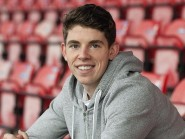 Ryan Christie has been crowned the Premiership's young player of the month for February