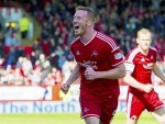 Adam Rooney has been rewarded for his 27 goals this season with a player of the year nomination