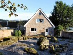 Stonehenge House near Inverness has a Pictish stone circle in the back garden