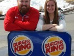 Mr Burger and Miss King