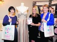 Karen Tyerman, Lisa Duthie and Edel Harris at Cornerstone Fizz Friday