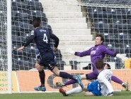 Quinn nets the winner this afternoon against Kilmarnock