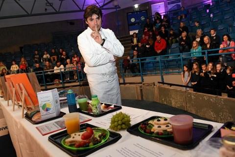 Thainstone Taste Grampian Food Show
