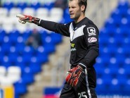 Owain Fon Williams hopes to reach the Euro 2016 finals with Wales.