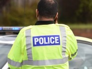 Police are aware of the crash