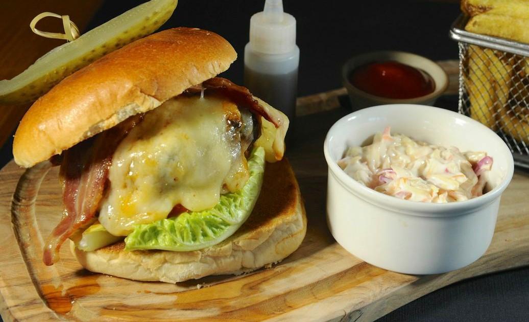 The Dunavon burger