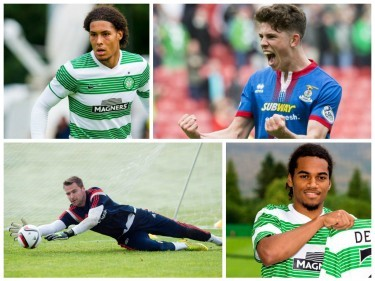 Van Dijk, Christie, Marshall and Denayer are all the subject of transfer headlines today