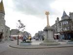 Fraserburgh town centre