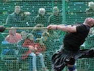Craig Sinclair in action