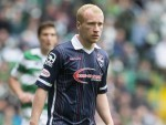 Liam Boyce has signed a new one-year contract with Ross County.
