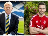 Gordon Strachan has named Graeme Shinnie in his squad following a number of outstanding displays