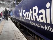 Flooding causes train chaos