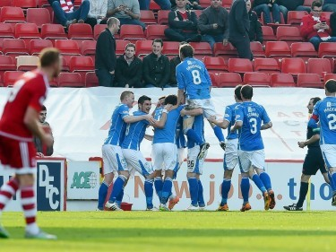 Aberdeen 1-5 St Johnstone: Nightmare afternoon for Dons at Pittodrie