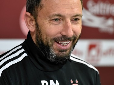 Aberdeen FC: McInnes expects action-packed match with Hamilton
