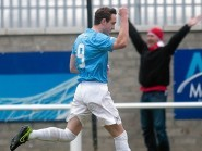 Kevin Souter netted the pick of the goals