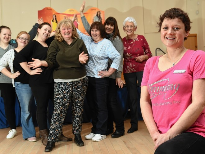 North-east slimming group have lost a staggering 445 stone ...