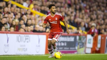"""Shay Logan signs new Dons deal and says """"bring on Rangers"""""""