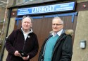 Stonehaven Community Council vice chairman, Phil Mills-Bishop and chairman, Knud Christensen, have hit out at the new PAD policy