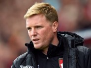 Bournemouth boss Eddie Howe has been linked as a potential candidate to replace Roberto Martinez at Everton