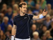 Andy Murray led Great Britain to their first Davis Cup success in 79 years in 2015