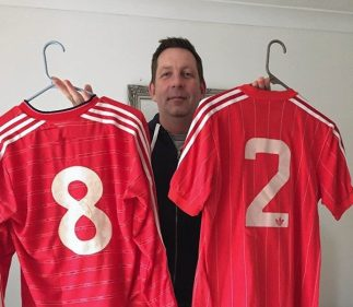 Dons fan has between 300-400 football strips… But there is one particular Aberdeen top he is desperate for