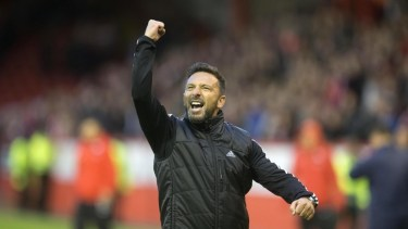 Time for fans to pack out Pittodrie and spark Dons Euro campaign