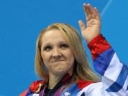 Charlotte Henshaw was among Britain's gold medallists at the IPC European Championships