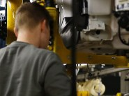 The manufacturing sector is being hit by uncertainty caused by the vote on Britain's membership of the EU