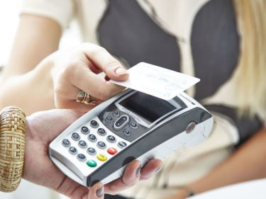 Debit card payments, including contactless payments, are on the rise