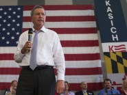 John Kasich is set to end his bid for the White House (AP)