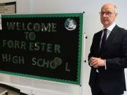 New Education Secretary John Swinney said he is taking immediate steps to cut teachers' workloads