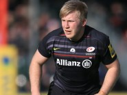 Jackson Wray scored a pair of tries for Saracens
