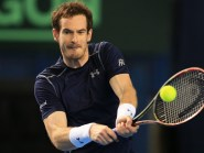 Andy Murray is through to the quarter-finals of the Madrid Open