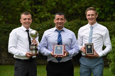 Cove Rangers dominate at Highland League awards night
